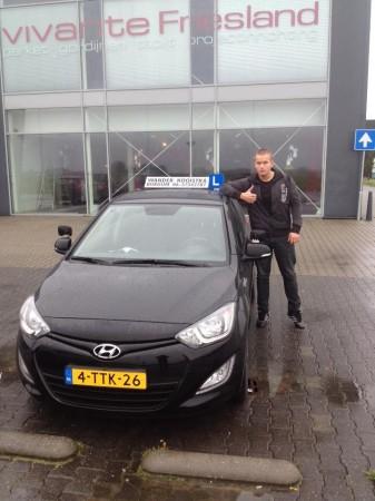 Stefan Looijenga geslaagd op 21-10-2015